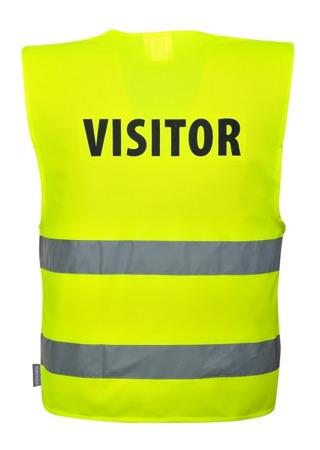 Kamizelka odblaskowa VISITOR C405 Portwest
