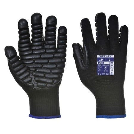 Rękawice robocze antywibracyjne A790 Portwest
