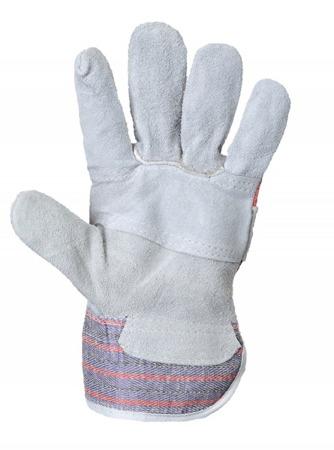 Rękawice robocze skórzane A210 Portwest